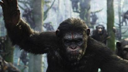 Tarolt a mozikban A majmok bolygója – Forradalom
