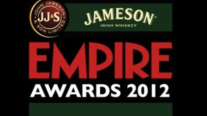 A 2012-es Jameson Empire Awards nyertesei