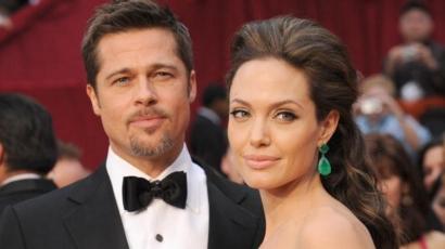 A Jolie-Pitt gyerekek a testőrre tekintettek apjukként