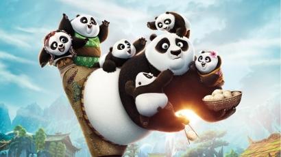 A Jolie-Pitt gyerekeken kívül más sztárcsemeték is megcsillogtatják tehetségüket a Kung Fu Panda folytatásában