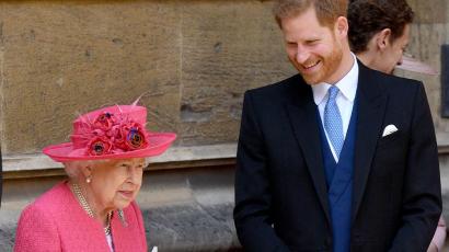 A királynő reagált Harry herceg memoárjára
