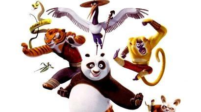 A Kung Fu Panda visszatér