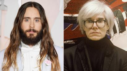 A legendás Andy Warhol bőrébe bújik Jared Leto