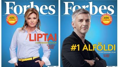 Ők a legértékesebb magyar médiaszemélyiségek a Forbes szerint