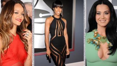 A leggyönyörűbb Grammy-ékszerek: 2013