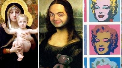 A leghíresebb festmények — a modern kor szemével