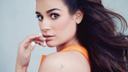 A legjobb és legrosszabb címlapfotók: Lea Michele