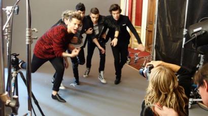 A legjobb és legrosszabb címlapfotók: One Direction