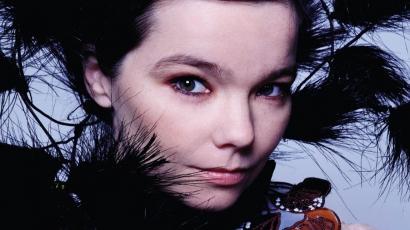 A legsikeresebb videoklipek: Björk
