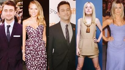 A legszebb sztárok a Torontói Filmfesztiválon