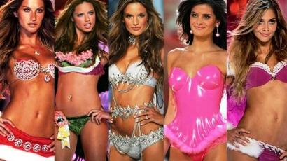 A legszexibb brazil topmodellek