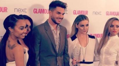 A Little Mix szerint Adam Lambert túl jó hozzájuk