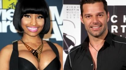Együtt dolgozik Nicki Minaj és Ricky Martin