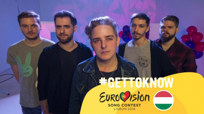 A magyarok megnyerték az eurovíziós próbák negyedik napját