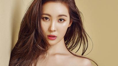 A MakeUs Entertainmenttel kötött szerződést Lee Sun Mi