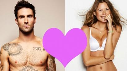 A Maroon5 frontembere újabb VS-lánnyal randizik