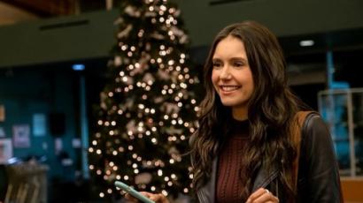 A Netflix új karácsonyi filmjében lesz látható Nina Dobrev!