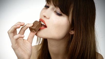 A nők hamarabb feladnák a szexet, mint a csokit