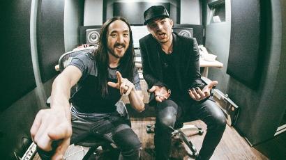 A nyár slágerével jelentkezett Steve Aoki és Adam Lambert