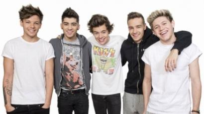 A One Direction ellátogat a Szezám utcába