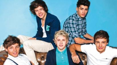 A One Direction tagjai elkezdenek edzeni