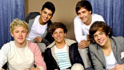 A One Direction tagjai táncolni tanulnak