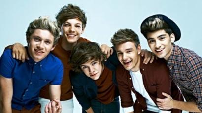 A One Directionnel reklámoz a Pepsi