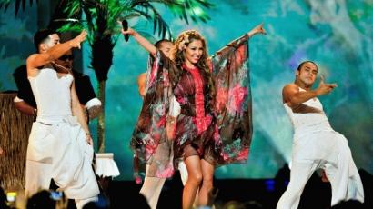 A Premios Juventud 2010 jelöltjei