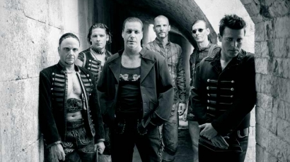 A Rammstein ismét Budapesten koncertezik