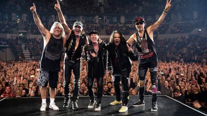 A Scorpions visszatér Budapestre!