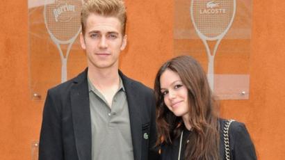 A szakítás után is jó viszonyban neveli közös gyermekét Rachel Bilson és Hayden Christensen