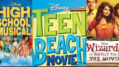 A Teen Beach Movie lett a Disney második legnépszerűbb filmje