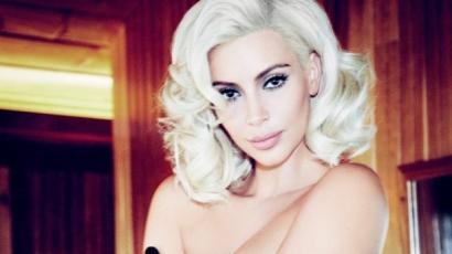 A terhes Kim Kardashianon élcelődik az internet