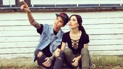 A The Veronicas énekesnőjével randizik Ruby Rose