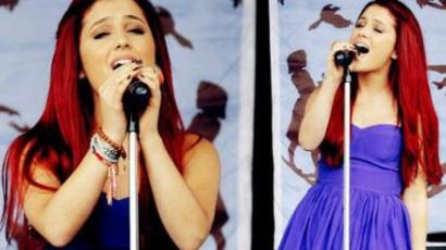 Platinalemez lett Ariana Grande új dala