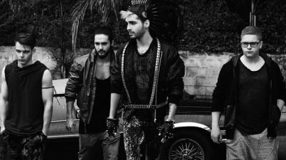 A Tokio Hotel visszatér a képernyőkre is!