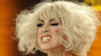 A túl sok festéstől hullik Lady Gaga haja