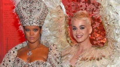 A Vogue címlapján szerepel együtt Rihanna és Katy Perry
