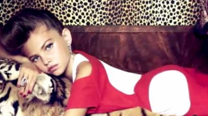 A Vogue kitiltja a túl fiatal modelleket az oldalairól
