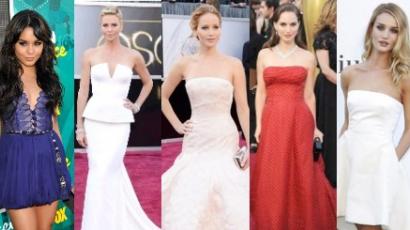 A vörös szőnyeg legszebb Dior-ruhái