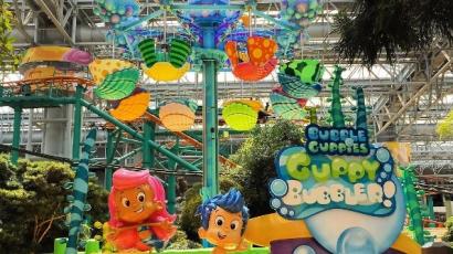 A Walt Disney-éhez hasonló élményparkot épít a Nickelodeon