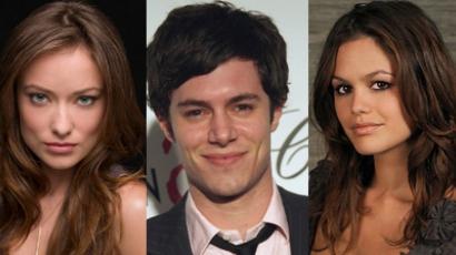 """Adam Brody: """"Rachel jobban csókol, mint Olivia"""""""
