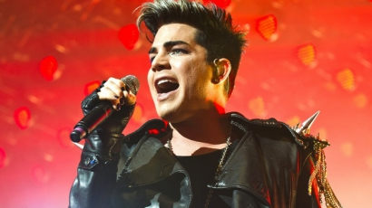 Adam Lambert 30 millió fontra biztosította a hangját!