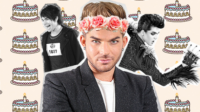 Adam Lambert 35 éves lett! 10+1 érdekesség, amit nem tudhattál róla
