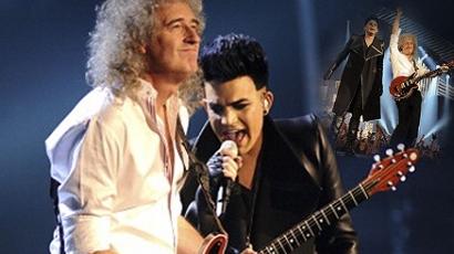 Adam Lambert a Queen új énekese!