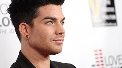 Adam Lambert dalt adományozott a Bridegroom filmnek