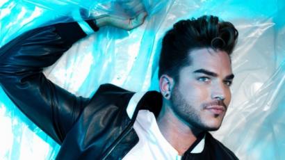 """Adam Lambert: """"Élveztem a polgárpukkasztást"""""""