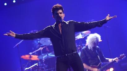 """Adam Lambert: """"Freddie Mercury a személyes hősöm"""""""