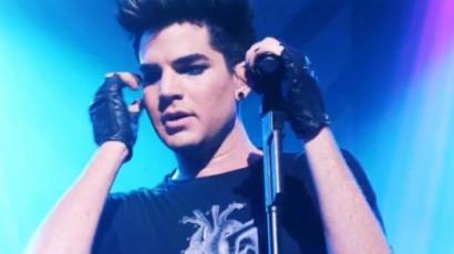 Adam Lambert is feldolgozta Rihanna Stay című dalát