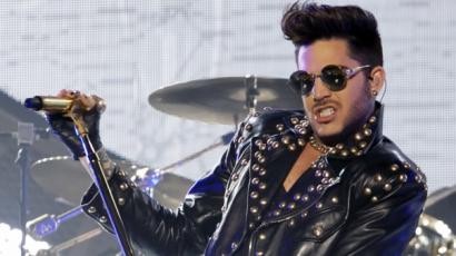 Adam Lambert izgatott az új zenéje miatt